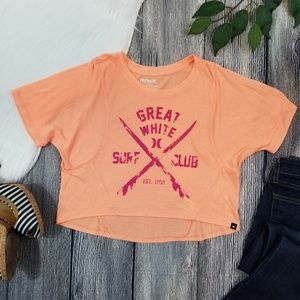 Hurley Surf Club Crop Top